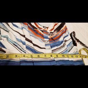 Anthropologie Dresses - Anthropologie Striped Dress Seours sz 4 NWOT